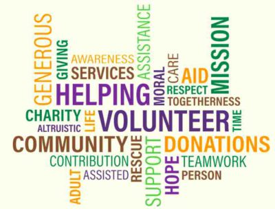 vrijwilligerswerk op je cv