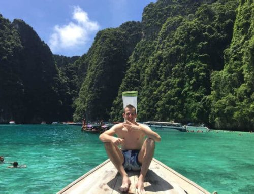 In the Life of: Patrick woont in Thailand